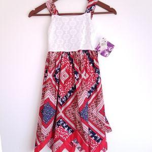 Blueberi Boulevard New Americana Dress 7/8